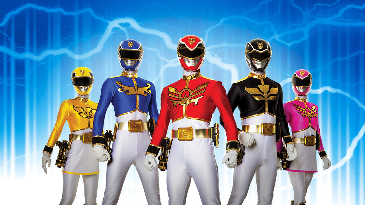 Power Rangers: Megaforce | Netflix